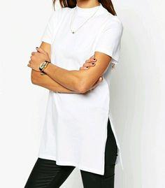ASOS sale SS2015 White t-shirt C'FACTOR CIOCE.