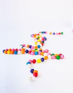 Bubblegum Garland
