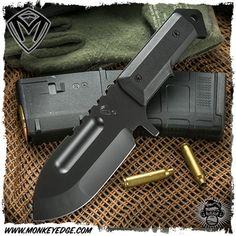 Medford Knives: Seawolf S Black PVD/Black