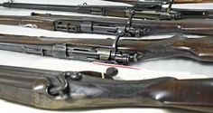 The Teddy Roosevelt Collection:  President Theodore Roosevelt's prized rifles