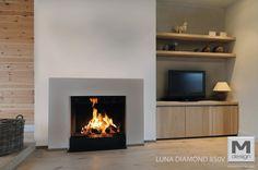 meuble int grant la tv et la chemin e chemin e pinterest meuble meubles int gr s et salon. Black Bedroom Furniture Sets. Home Design Ideas