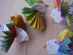 i pasticci di dani: decorazioni pasquali, le colombe - tutorial