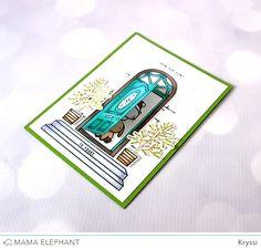 mama elephant | design blog: INTRODUCING: Meowy Woofmas