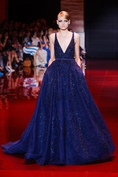 Elie Saab - Fall 2013 Couture 19 - The Cut - The Cut