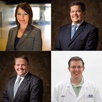 4Life executives recently announced four new promotions within the company.