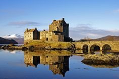 Eilean Donan Castle :: Historic Houses Association. 2 1/2 hrs from Blair Athol, near Skye, or 3 1/2 hrs via Inverness