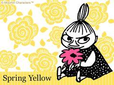 Moomin Little My Moomin Wallpaper, Iphone Wallpaper, Little My Moomin, Moomin Valley, Tove Jansson, Cute Illustration, Printable Art, Cute Girls, Fairy Tales