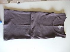 Stacy's How-to Tutorials!: Sewing Tutorial: How to make an overlay-style nursing tank top/undershirt