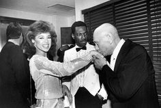 Vanessa L. Williams, Eddie Murphy and Yul Brynner | Rare and beautiful celebrity photos