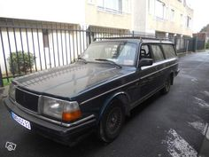 Volvo 240 break
