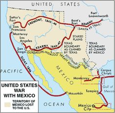 mexican american war | Mexican-American War Facts, information, pictures | Encyclopedia.com ...