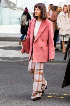 Winter Outfits, Casual Outfits, Fashion Outfits, Fashion Fashion, Cool Street Fashion, Street Chic, Corporate Wear, Fall Pants, Pinterest Fashion