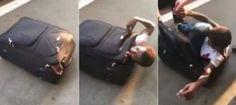 非洲難民 米蘭入行李箱 企圖偷渡入瑞士