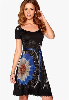 Desigual Puerto Plata Dress - Bubbleroom