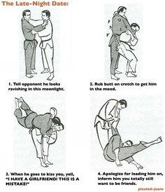 Olympic Judo Throws