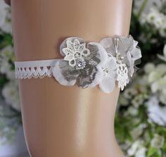 Strumpfbänder - Strumpfband - ein Designerstück von BarbaraDesign-02 bei DaWanda