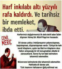 CEMİL MERİÇ #Harf İnkılabı #İsmetİnönü #Atatürk #Cumhuriyet #ZaferBayramı #kemalizm #receptayyiperdogan #Cami#türkiye#istanbul#ankara #izmir#kayıboyu#türkdili #laiklik#kemalkılıçdaroğlu #asker #cumhurbaşkanı#sondakika#bülentecevit #mhp#antalya#polis #jöh #pöh #15Temmuz#dirilişertuğrul#tsk #Sarık #Fes#ottoman#OsmanlıDevleti #chp#Ayasofya  #şiir #oğuzboyu #tarih #bayrak #vatan #devlet #islam #din #gündem #türkçü #ata #Afrin #Adalet #turan #kemalist #solcu #kurban #Azerbaycan
