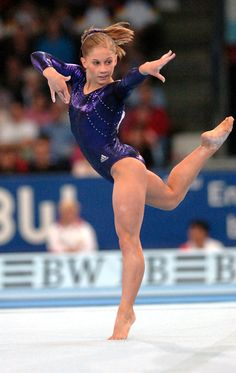Shawn Johnson on floor! #shawnjohnson #gymnastics #inspiration