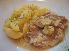 Hlavní jídla :: RECEPTY ZE ŠUMAVSKÉ VESNICE