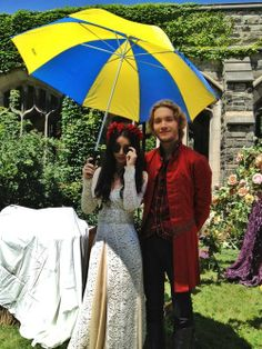 Reign - Behind the Scenes with Adelaide Kane & Toby Regbo