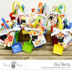 Paper Issues: Sweet Buckets of Fun