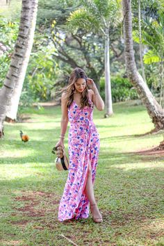 SUMMER CASUAL maxi dress /lnemnyi/lilllyy66/ Find more inspiration here: http://weheartit.com/nemenyilili/collections/22262382-like-a-lady