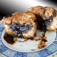 עוגינאש - עוגיות ג'מבו במילוי גנאש שוקולד - משהו מתוק - הבלוג של וויני