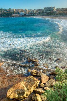 Coogee beach . Australia