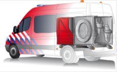 Innovative Fire Fighting Solutions BV uit Berlicum ontwikkelde de FlexSIE, een multifunctioneel voertuig voor hulpdiensten.  Het voertuig is geschikt voor brandbestrijding, technische hulpverlening, watervoorziening en is inzetbaar bij chemische- en gasincidenten, materieel- en personenvervoer. Inschrijving MKB Innovatie Top 100. www.mkbinnovatietop100.nl