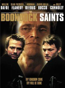 $4 - DVD - The Boondock Saints