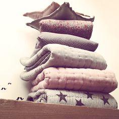 Winter blanket Numero 74 & Bloomingville