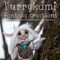 Furrykami - handmade toys and dolls
