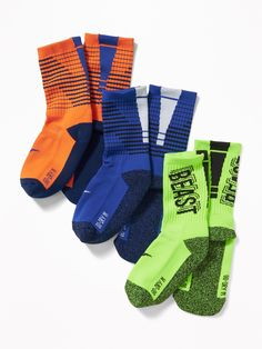 Find a great selection of boys' underwear at Old Navy. This collection of underwear for boys includes comfy socks and boxer briefs. Toddler Boy Gifts, Baby Girl Gifts, Gifts For Boys, Toddler Girl, Boys Boxers, Old Navy Kids, Comfy Socks, Sport Socks, Boys Underwear