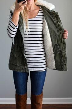 Stitch Fix Review October 2016: Tinsel Odensay Cargo Vest |www.pearlsandsportsbras.com|