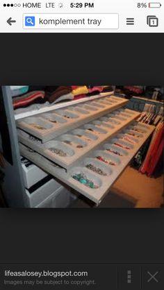Jewelry Holder Zuhause, Schrank Raum, Schmuck Aufbewahrung,  Hausorganisation, Schmuckhalter, Begehbarer Kleiderschrank