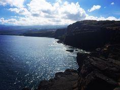 Vue sur Saint-Paul depuis le Cap La Houssaye. by lidonia_