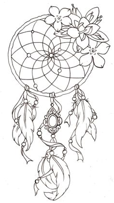Free coloring page coloring-dreamcatcher-tattoo-designs. coloring-dreamcatcher-tattoo-designsFrom the gallery : Tattoo Free Coloring Pages, Coloring Books, Coloring Pages For Adults, Free Adult Coloring, Fairy Coloring, Printable Coloring, Atrapasueños Tattoo, Big Tattoo, Tattoo Outline