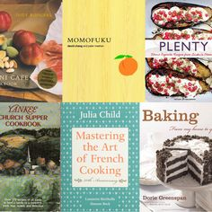 Introducing the 2015 Epicurious Cookbook Canon