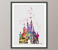 Cinderella Disney inspiriert Prinzessin Schloss von CocoMilla