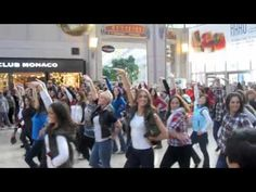 Awesome flash mob video - it really brings out the Christmas spirit!  Merry Christmas!