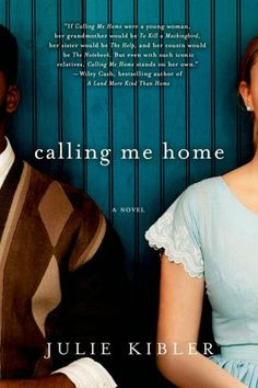 1/7/2014 In Calling Me Home by Julie Kibler, eighty-nine-year-old Isabelle McAllister has a favor to ask her hairdresser Dorrie Curtis. It's a big one. Isabelle wants Dorrie, a black single mom in her thirties, to drop everything to drive Isabelle from her home in Arlington, Texas, to a funeral in Cincinnati. With no clear explanation why. Tomorrow.  Curious whether she can unlock the secrets of Isabelle's guarded past,