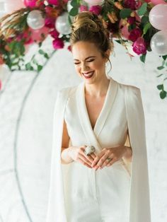 brides with jumpsuits. – bestlooks