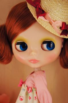Blythe doll. フィービーメイビー
