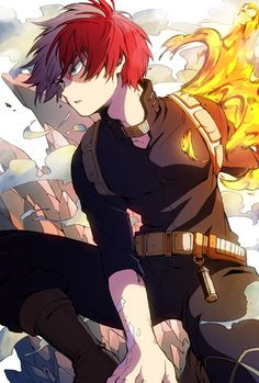 Boku no Hero Academia || Shouto Todoroki
