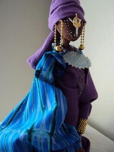 My lovely spirit doll created by Camara Meri Rajabari of Art Heals Us with Camara Meri Rajabari, MA. She makes me smile every day. Wicca, Pagan, Spirit Doll, Black Baby Dolls, African Dolls, Ragamuffin, Kindergarten Art, Outsider Art, Soft Sculpture
