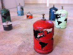 Batoul Shimi, le monde sous pression, 2007-2012 (2)