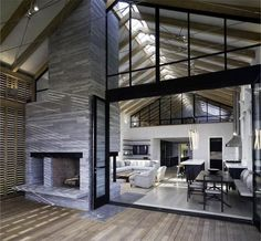 Barn Houses | Home Design Minimalist: Stylish Barn Architecture Modern House Design ...
