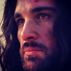 juanpablodipace's photo on Instagram - Juan Pablo di Pace as Jesus in the new NBC series A.D. from the makers of The Bible & Son of God