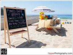 Beach Theme Party