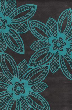 'Lacey Jane' Hand Tufted Wool Area Rug